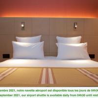 Nash Airport Hotel, hotel in Geneva