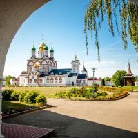 Troitse-Sergiev Varnitskiy Monastyr, hôtel à Rostov