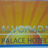 Alvorada Palace Hotel Barra Mansa