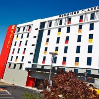 Première Classe Lyon - Saint Priest Eurexpo, hotel in Saint-Priest
