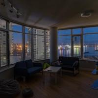 2 Bed 2 Bath 1300sqft New West Apartment RiverView, hotel em New Westminster