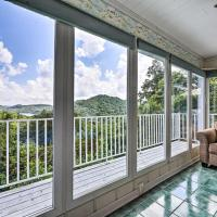 Serene Smithville Home with 2 Decks and Lake View, hotel in Smithville
