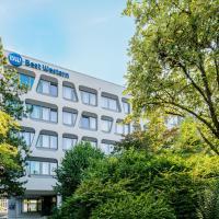 Best Western Hotel Arabellapark Muenchen, hotel in Munich