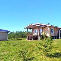 Дом для отпуска на берегу озера Маслозеро
