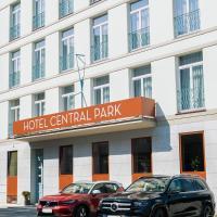 Hotel Central Park, отель в Подебрады
