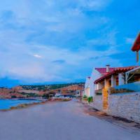 4 Bedroom Beachfront Villa with Private Pool, Skaleta