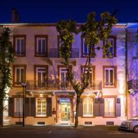 Arverna Citotel Vichy, hôtel à Vichy