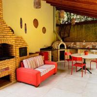 Casa charmosa na Granja - espaço gourmet e wifi