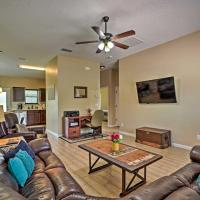Pet-Friendly Palatka Apartment with Gas Grill!, hotel in Palatka