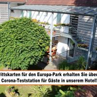 Hotel Sunnegässle - EP-Eintrittskarten für jeden beliebigen Tag über uns erhältlich!, hotel in Rust