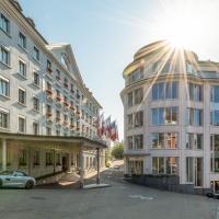 Einstein St. Gallen, hotel in St. Gallen