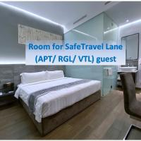 Bliss Hotel Singapore (SG Clean, Staycation Approved)