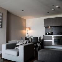 OnPoint Central Manchester 2 Bedroom Apt with Parking
