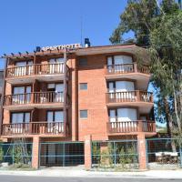 Linda Vista Apart Hotel, hotel en Concón