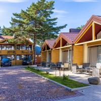 Poilsio namai Banga Sventojoje, hotel in Šventoji