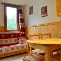 Appartement Bellentre, 1 pièce, 4 personnes - FR-1-329-28