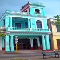 Hostal El Mirador Appartement 1, hotel in Cienfuegos