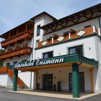 Alpenhotel Ensmann, Hotel in Göstling an der Ybbs