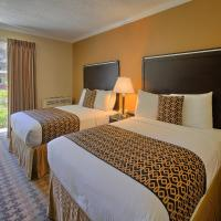 Silver Surf Motel, hotel v destinaci San Simeon