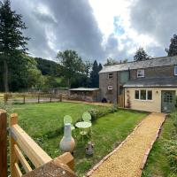 Relaxing cottage in the beautiful Usk Valley