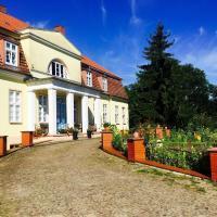 Wohnung Sternberg, Hotel in Borkow