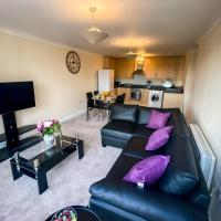 City centre appartment, en suite, long stays, wifi and parking