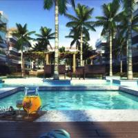Apartamento em Condomínio Resort Recreio dos Bandeirantes