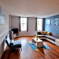 Modern and spacious Swansea centre apartment