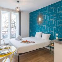 St-Germain - Quartier Latin 4: cosy apt. for 2