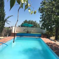 Villa with 2 bedrooms in Albatera with wonderful mountain view private pool enclosed garden