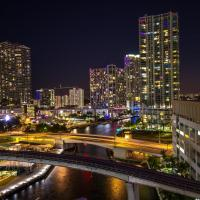 Comfort Inn & Suites Downtown Brickell-Port of Miami, hotel u Majamiju