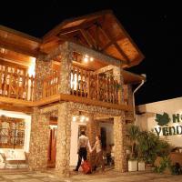 Hotel Vendimia Boutique, hotel en Santa Cruz