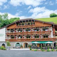 Hotel Edelweiss, hotel en Braies