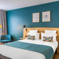 Appart'City Confort St Quentin en Yvelines, hotel in Bois-d'Arcy