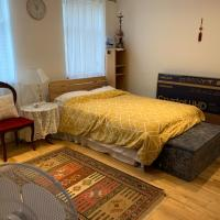 Comfortable single bed room