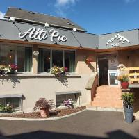 Alti'Pic Hôtel, hôtel à Le Mont-Dore