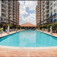 Extravagant Miami Oceanview Led Condominium