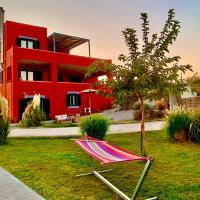 Helios Apartments - Beach of Lachania Rhodes