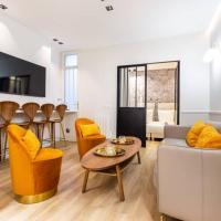Luxury flat in the marais - Paris