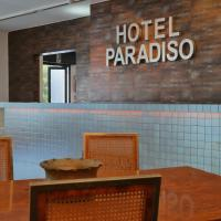 Hotel Paradiso, hotell i Noventa Padovana