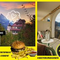 The Sun&Soul Panorama Pop-Up Hotel Solsana, hotel in Gstaad