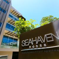 Seahaven Noosa Beachfront Resort, hotel in Noosa Heads