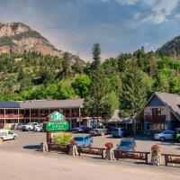 Box Canyon Lodge and Hot Springs, hotel in Ouray