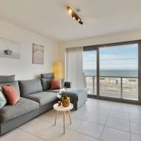 Cosy apartment with amazing beach view, hotel near Ostend - Bruges International Airport - OST, Ostend