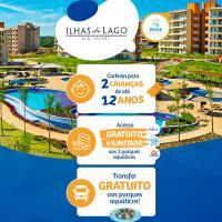 Ilhas do Lago Eco Resort, hotel in Caldas Novas