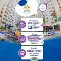 Prive Boulevard Suite Hotel, hotel in Caldas Novas