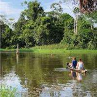 RAREC, hotel in Iquitos