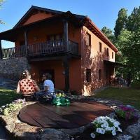 Albergue rural La Senda, hotel en Las Médulas