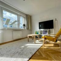 Super Apartament SAWA 2 Metro WiFi 500 mbs TV'50 Netflix HBO AppleTV+, отель в Варшаве