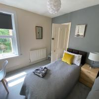 Canterbury Guest Hse#3 - Twin Single or Double bed - Room near city centre